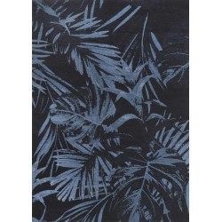 Dywan Jungle Blue, 160x230 cm